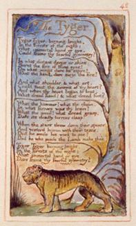 د ويليام بلېک شعر