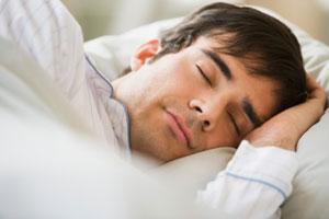 man-sleep-good