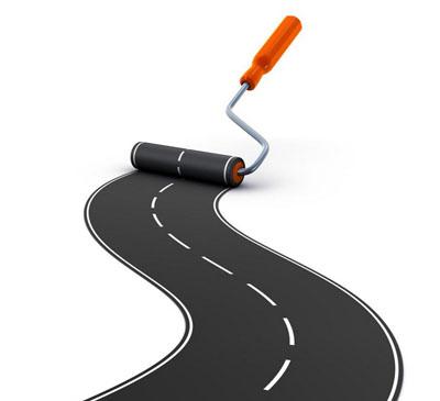marketing-plan-road