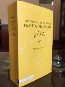 Dictionaire Pashto Francais