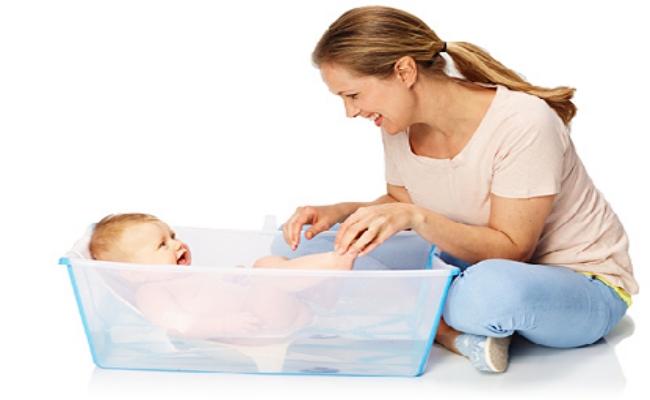 Baby Swiming