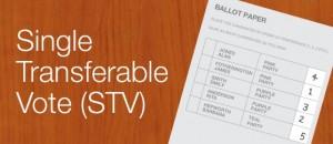 The single transferable vote (STV